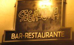 SegaZona,  Restaurante italiano que crece de boca en boca