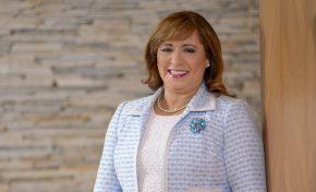 """Sandra Abinader: """"La familia es mi bandera de lucha política"""""""