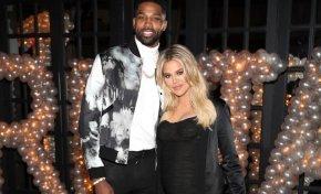 Khloé Kardashian y Tristan Thompson pasan la cuarentena juntos